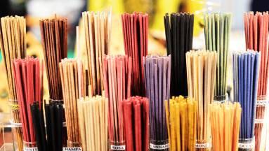 aromatic incense sticks agarbatti