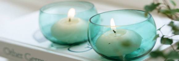 natural aromatic candles