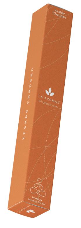 Premium Incense sticks -Keshar Chandan