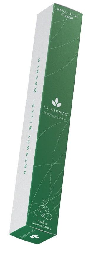 Premium Incense sticks -Ratrani Bliss