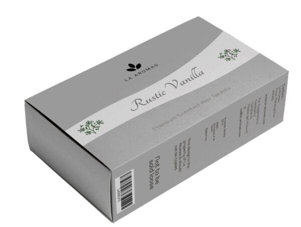 Premium Hand poured Wax Tablet – Rustic Vanilla